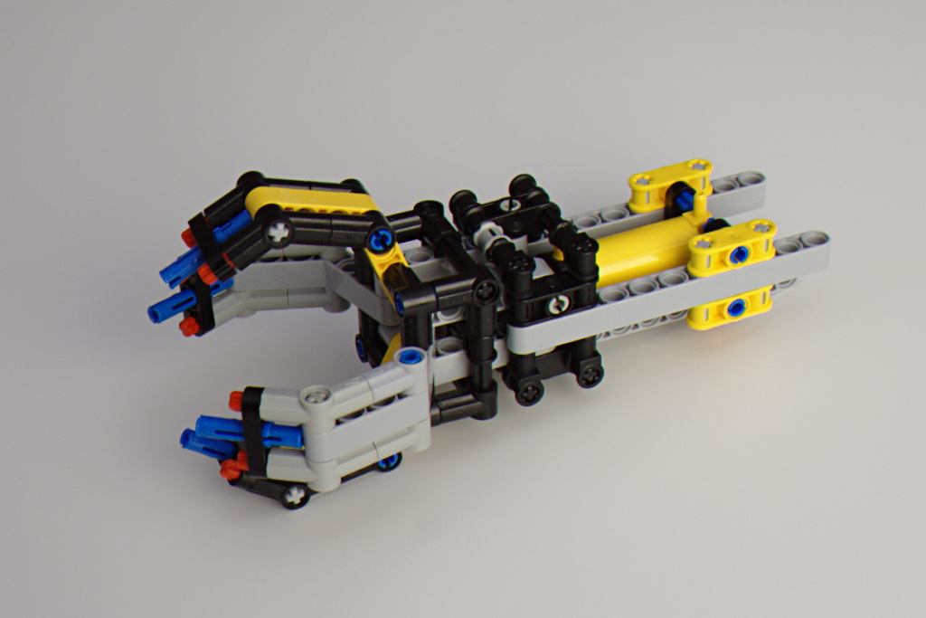 Lego Technic Bobcat >> Spillerrec's den » Lego